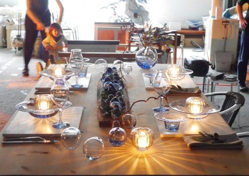 se ra sezonテーブルコーディネートセミナー